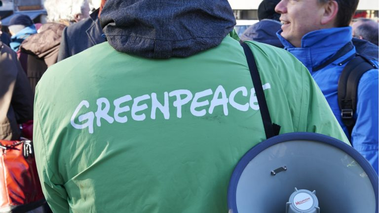 Greenpeace Has Stopped Accepting Bitcoin Donations Due to Network's Environmental Impact