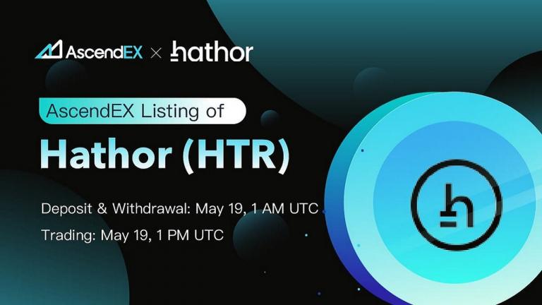 Hathor Listing on AscendEX