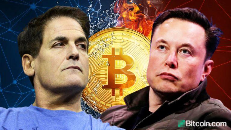 Mark Cuban to Elon Musk: Accepting Bitcoin Will Actually Benefit the Environment