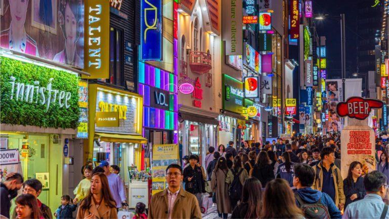 South Korea's 'Kimchi Premium' Returns, BTC Prices Up 8% Higher Than Global Average