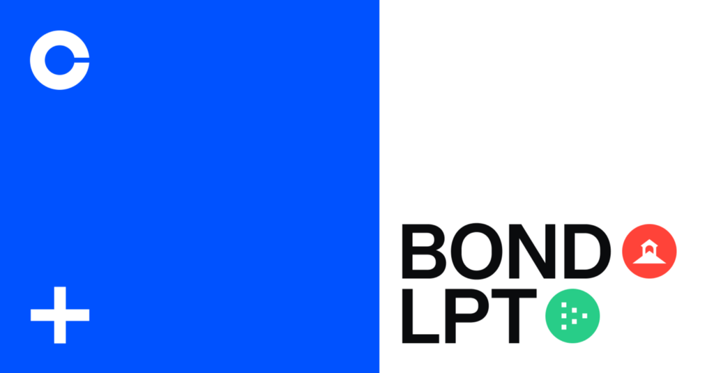 BarnBridge (BOND) and Livepeer (LPT) are now available on Coinbase