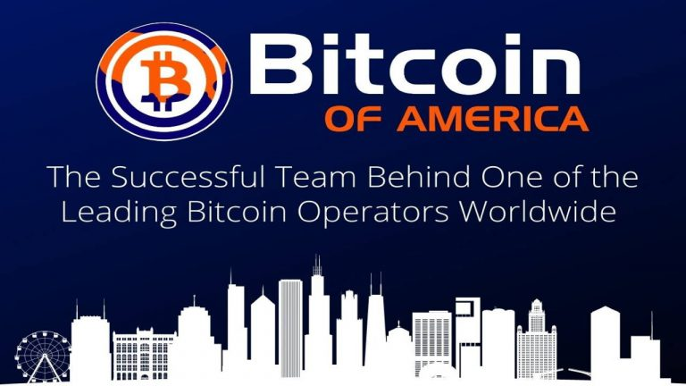 Bitcoin of America Makes It Big: The Team Behind One of the Largest Bitcoin ATM Operators Worldwide