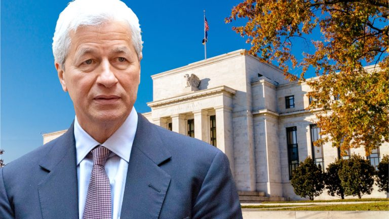JPMorgan Is Stockpiling Cash – CEO Claims There's a 'Very Good Chance Inflation Will Be More Than Transitory'