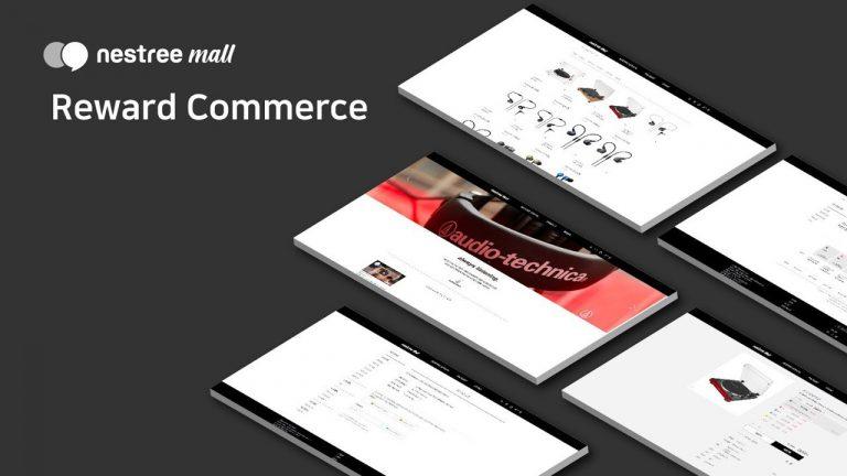 "Nestree Launches a Reward-Based Digital Commerce ""Nestree Mall"""