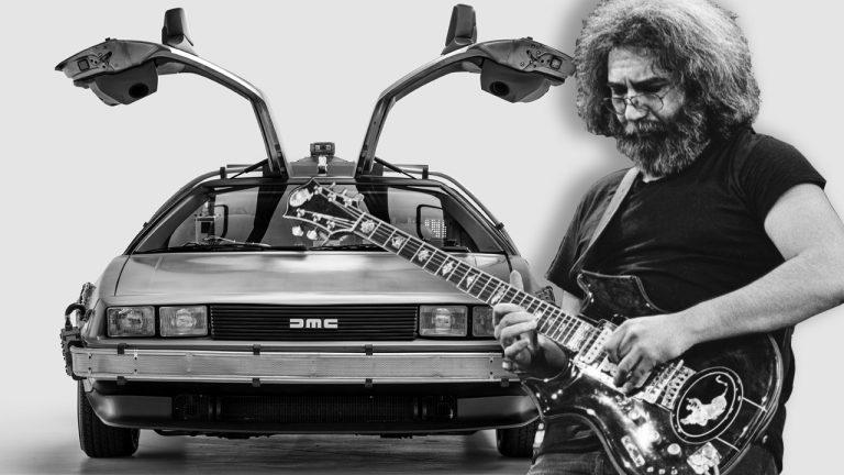 NFT Roundup: Beeple's We.new Platform, DeLorean DMC-12 NFTs, Jerry Garcia's Music Art
