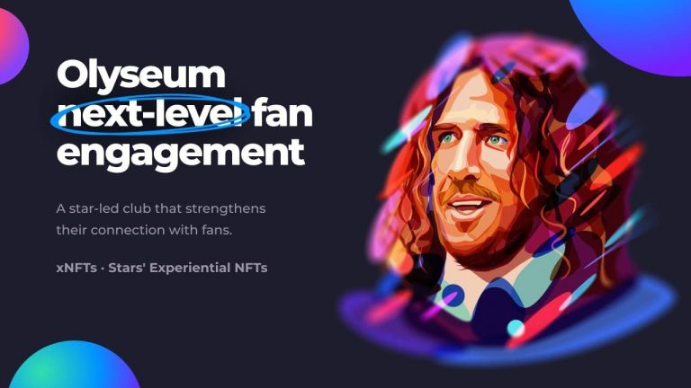 Olyseum Launches Experiential NFT Platform to Strengthen Celebrity-Fan Engagement