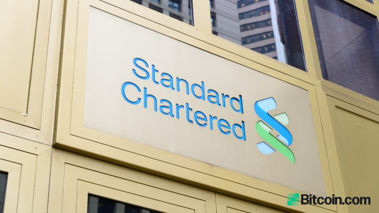 Standard Chartered Bank Launching Cryptocurrency Exchange and Brokerage