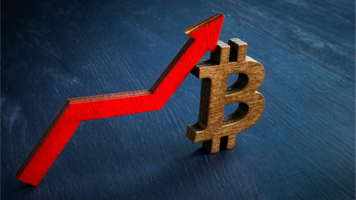 Bitcoin Price Regains Strength Above $41K, Crypto Market Cap Jumps 6% in 24 Hours