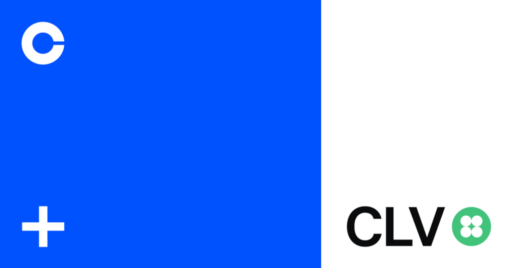 Clover Finance (CLV) is now available on Coinbase