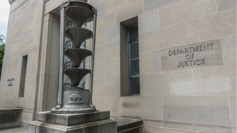 DOJ Tells FBI and Others: 'Stop Signing Appreciation Notes for Binance'
