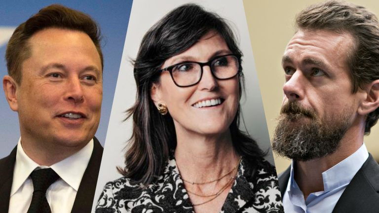 Elon Musk, Jack Dorsey, Cathie Wood Will Discuss Bitcoin Live at 'B Word' Event