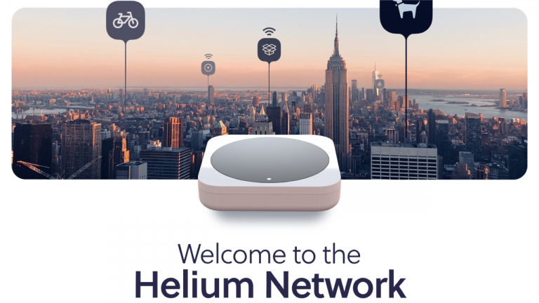 Helium Hotspot Miner – Mining With Helium Bar