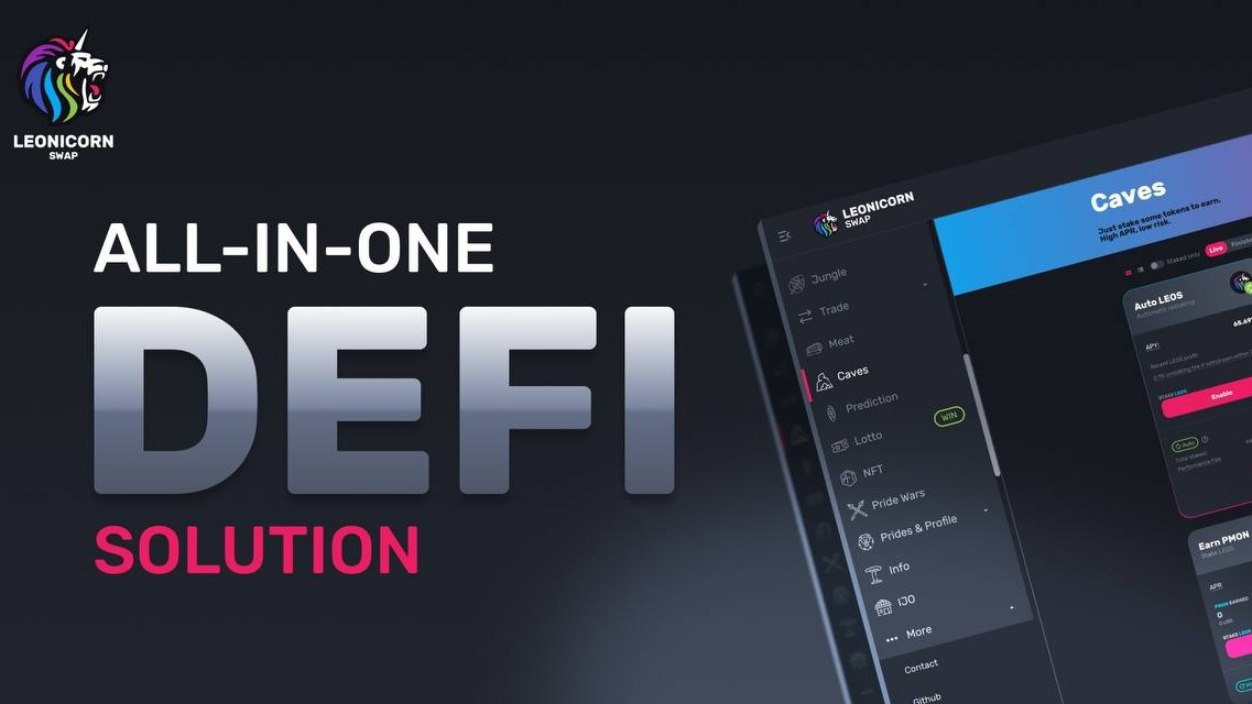 Leonicorn Swap Token ($LEOS) Is Now Trading on BitMart