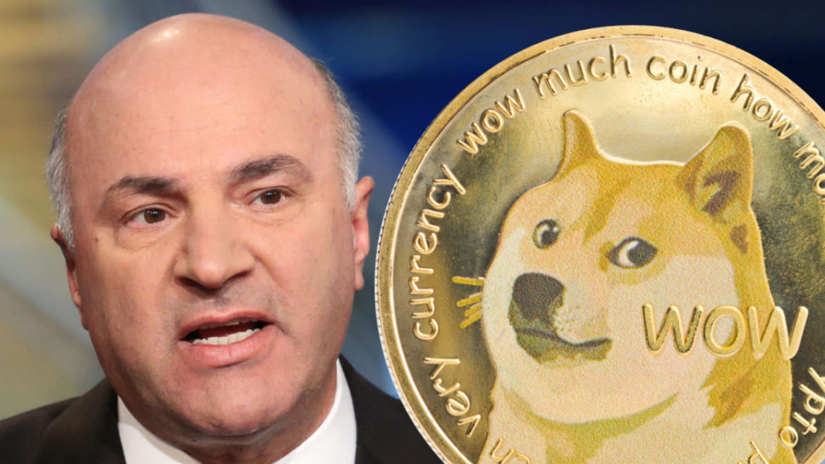 Shark Tank's Kevin O'Leary Won't Invest in Dogecoin, Says 'I Don't Understand Why Anybody Would'