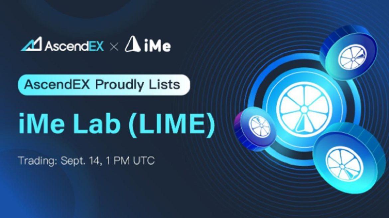 iME Lists on AscendEX