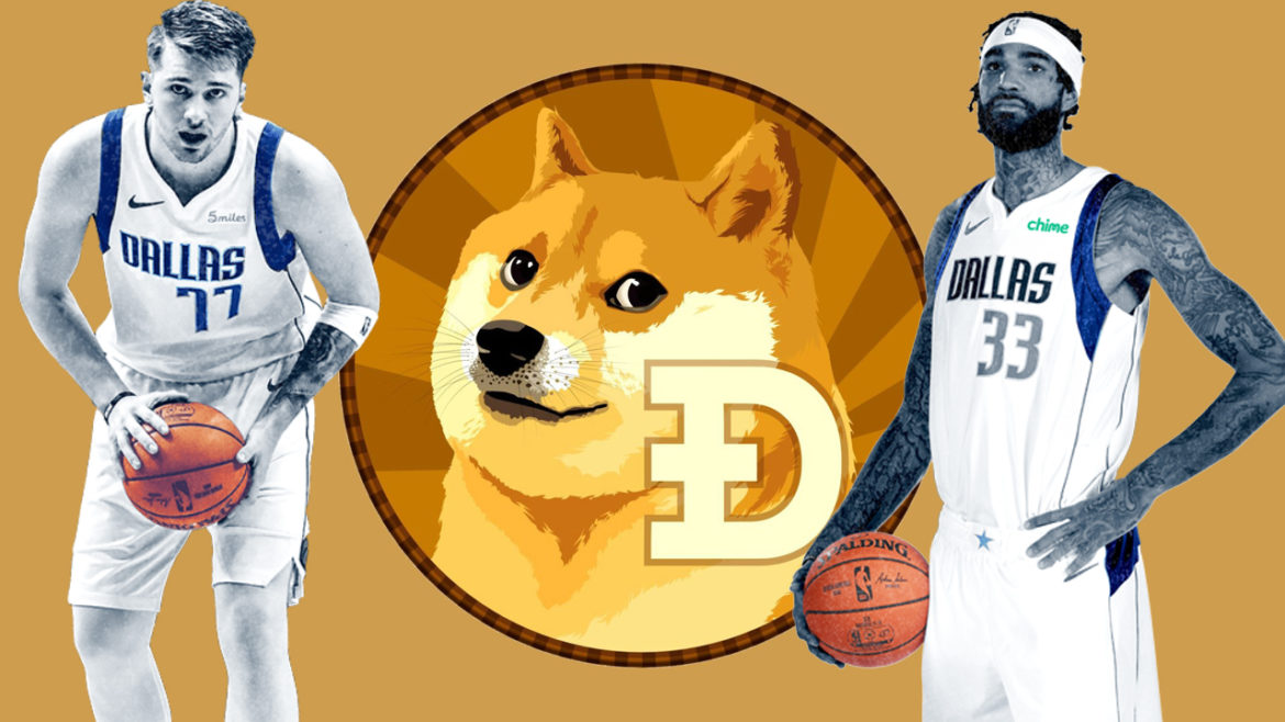 NBA's Dallas Mavericks' Shop to Give Rewards to Customers Paying With Dogecoin and Other Cryptos