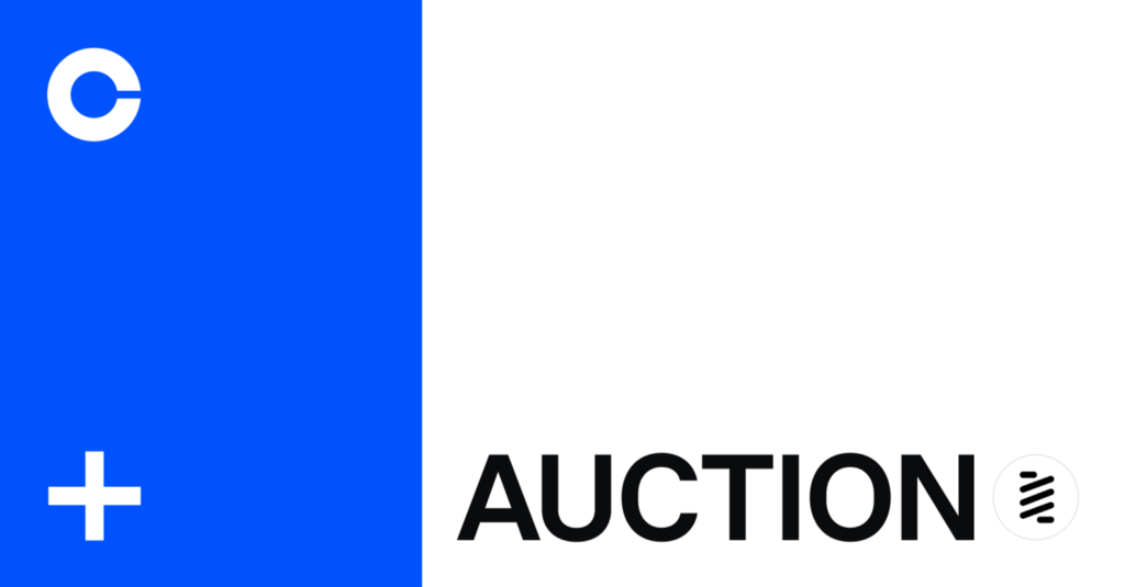 Bounce (AUCTION) is now available on Coinbase