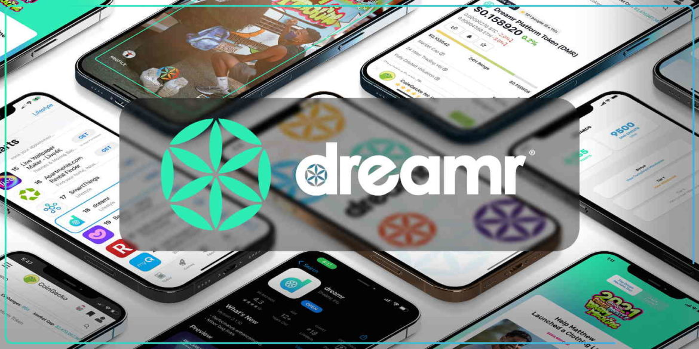 Dreamr App Signups Grow 1600% Month-Over-Month Following DMR Governance Token Listing on Bittrex Global