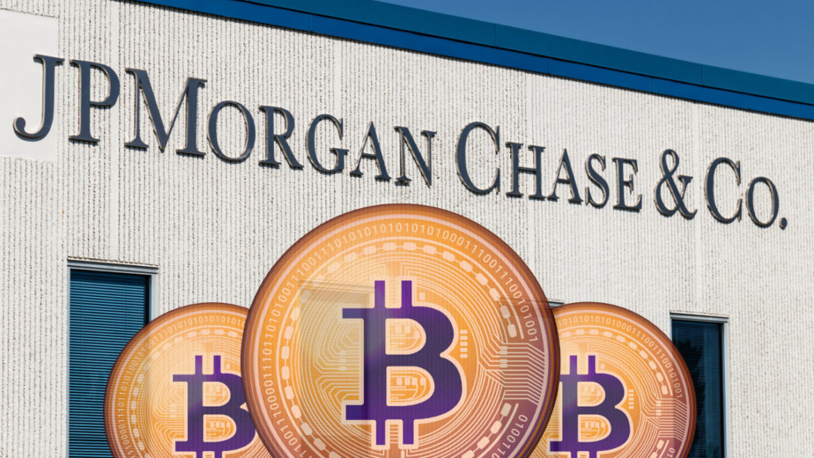 JPMorgan: Institutional Investors Dump Gold for Bitcoin Seeing It as Better Inflation Hedge